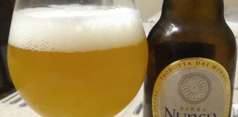 "Birra Nursia ""Bionda"" – Degustazione"