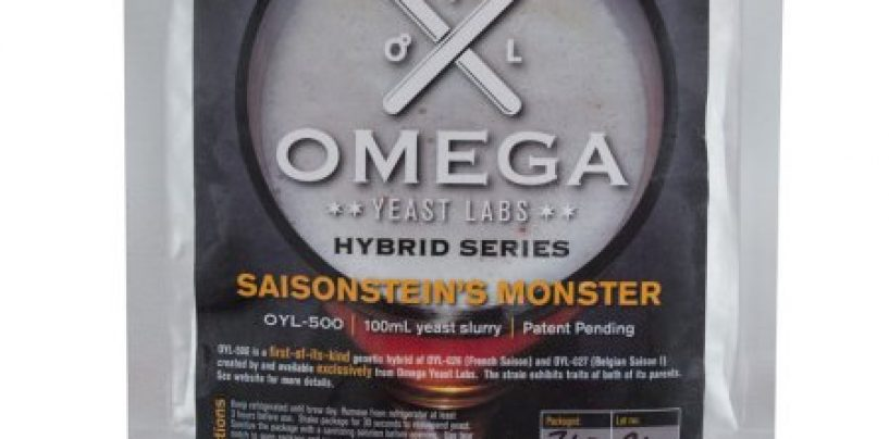 Omega Yeast Saisonstein's Monster